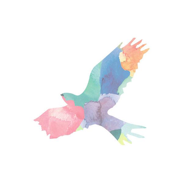 SunDance Graphics | Image Detail - 10980T - Watercolor Bird II